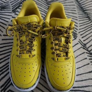 Nike AF-1 '01 SE Premium, Bright Citron